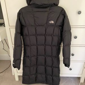 The North Face Hooded Down Puffer Jacket
